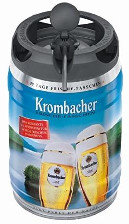 1 x 5L Krombacher - 1