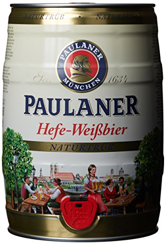 1 x 5L Paulaner Hefe natur - 1