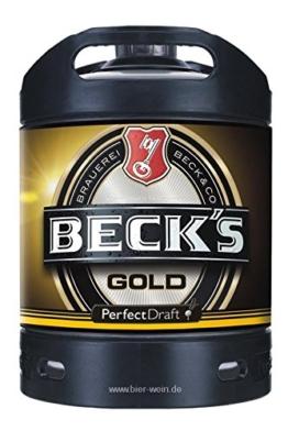 Beck's Gold – 6L - 1