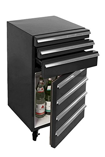 mini k hlschrank retro look bierzapfanlage kaufen mit. Black Bedroom Furniture Sets. Home Design Ideas