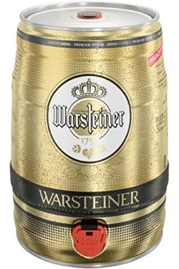 Warsteiner Pils (1 x 5 l) -
